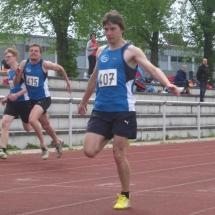 Kreiseinzelmeisterschaften und Kinderleichtathletik