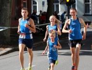 Stadtlauf Marburg mit Hessischen Meisterschaften