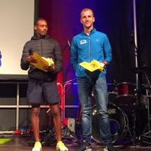 Stadtlauf in Nidda - Gelungener Vorbereitungs-Wettkampf für Tobi