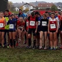 Sparkassen-Cross Pforzheim - Lena stark in Top-Feld