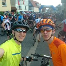 Feldberglauf und Kellerwald-MTB-Marathon - Läufer auf Abwegen