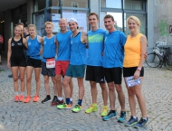 21. Marburger Nachtmarathon - Projekt Titelverteidigung