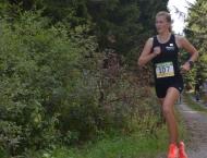 Hessische Meisterschaften Berglauf - Lena wird Hessenmeisterin