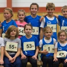 Schülerhallensportfest Wallau 2018