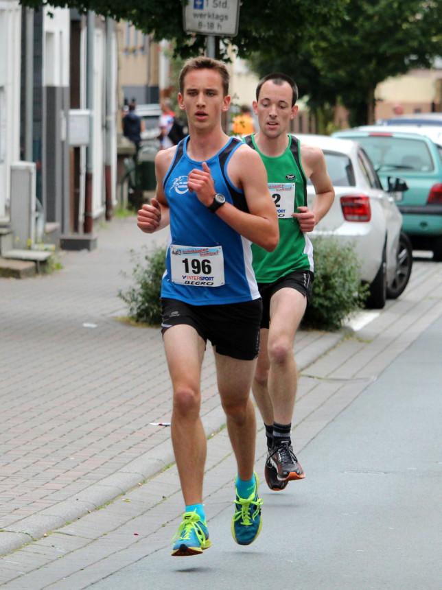 Biedenkopf Stadtlauf 2016 Clemens