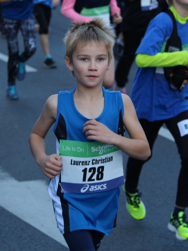 Marathon Frankfurt Laurenz