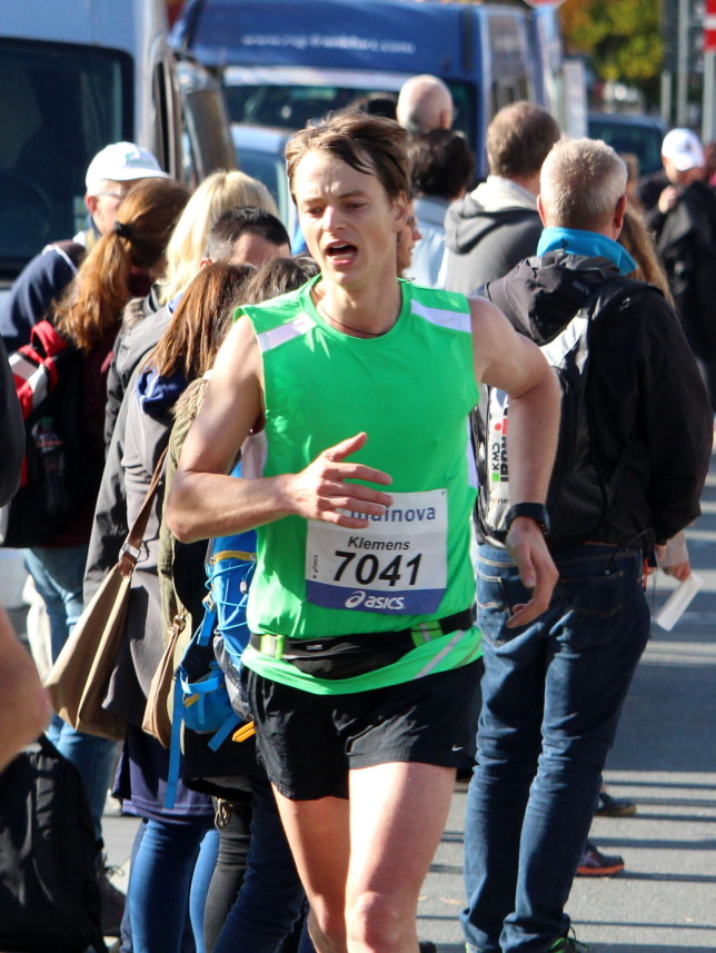 Marathon Frankfurt Klemens