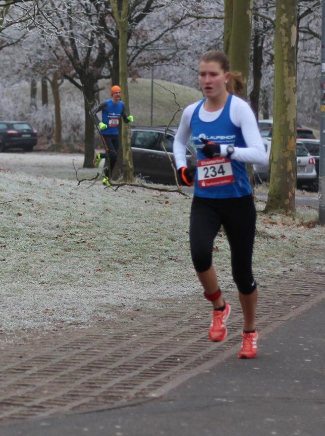 Silvesterlauf Gießen 2016