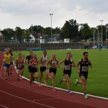Summer Athletics Bielefeld - Lena trotz neuer Bestzeit nicht ganz zufrieden