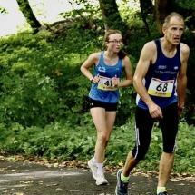 Hessische Meisterschaften Berglauf - Paula feiert ersten Titel