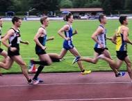 Fünf Läufer bei fünf Rennen in drei Tagen