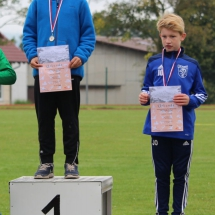 Kreismehrkampfmeisterschaften - Drei Podestplätze für VfLer
