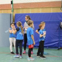 Schülerhallensportfest Wallau 2017