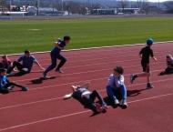 Trainingswoche Osterferien - Acht Kids machen sich fit für den Sommer