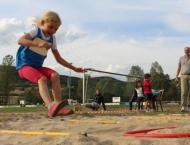 Kinderleichtathletik Wallau 2018