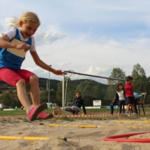 Kinderleichtathletik Wallau 2018