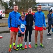 Winterlaufserie Pohlheim Februar 2019