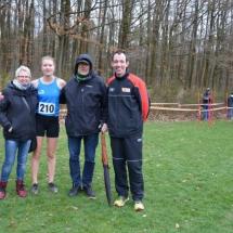 Regionsmeisterschaften Crosslauf 2019