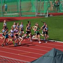 Süddeutsche Meisterschaften U16 - Paula sammelt wichtige Erfahrungen
