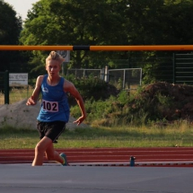 Sprungmeeting Kirchhain 2019 - gute Leistungen trotz Hitze