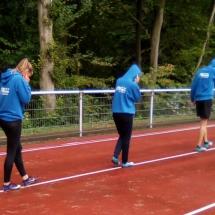 26. Jedermannzehnkampf Bad Nauheim - Saisonabschluss im Dauerregen
