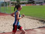 Hessische Meisterschaften Straßenlauf - Paula glänzt mit Vize-Titel