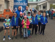 Mini-Marathon Frankfurt - neun Kids erfolgreich am Start