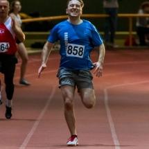 Regionshallenmeisterschaften - zwölf VfLer am Start