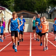Sportabzeichentag 2020 - ein sportlich erfolgreicher letzter Ferien-Samstag