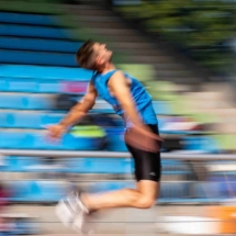 Vereinsmeisterschaften Zehnkampf Tag 1 - Höhepunkt der Late-Season